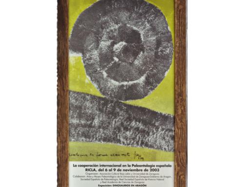 2003 – VIII Jornadas Aragonesas de Paleontología
