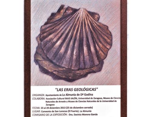 2013 – I Semana de Paleontología