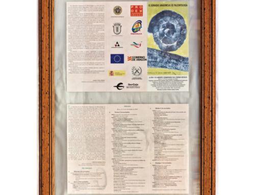 2005 – IX Jornadas Aragonesas de Paleontología